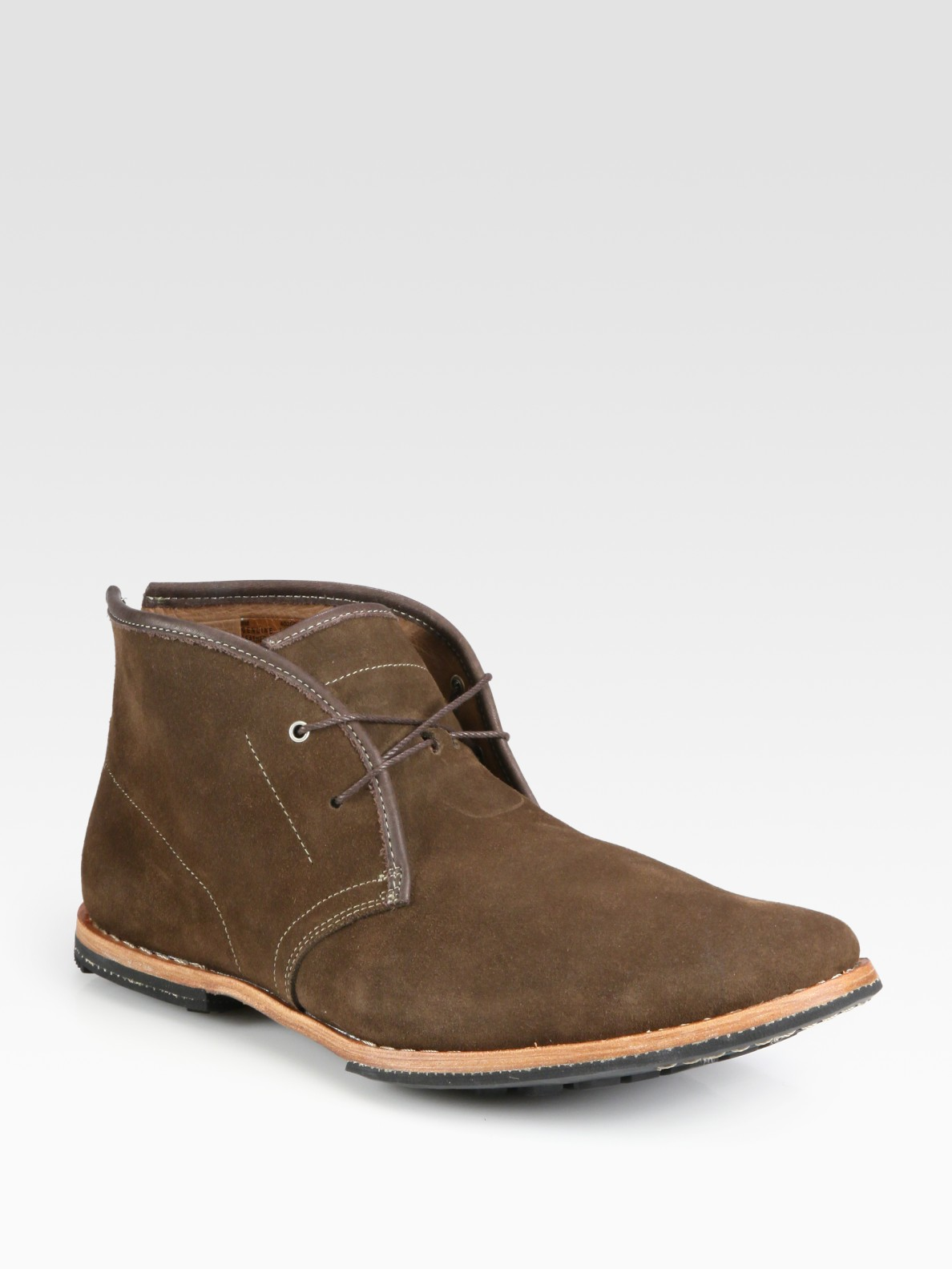 Lyst Timberland Wodehouse Chukka Boot In Brown For Men