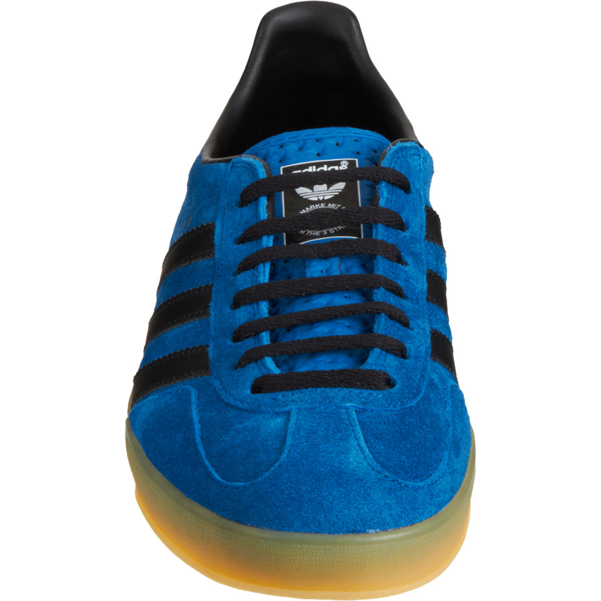 Adidas Gazelle Indoor Royal Blue Black
