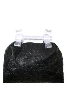 Christopher Kane Ss Giant Frankenstein Black Handbag - Lyst