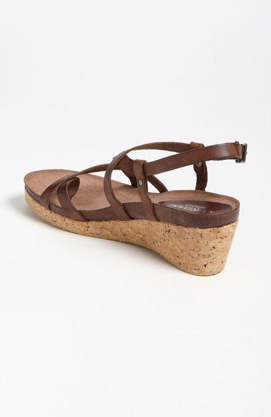 Cordani Shaw Sandal In Brown Lyst