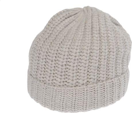 Class Roberto Cavalli Hat in Gray (grey)