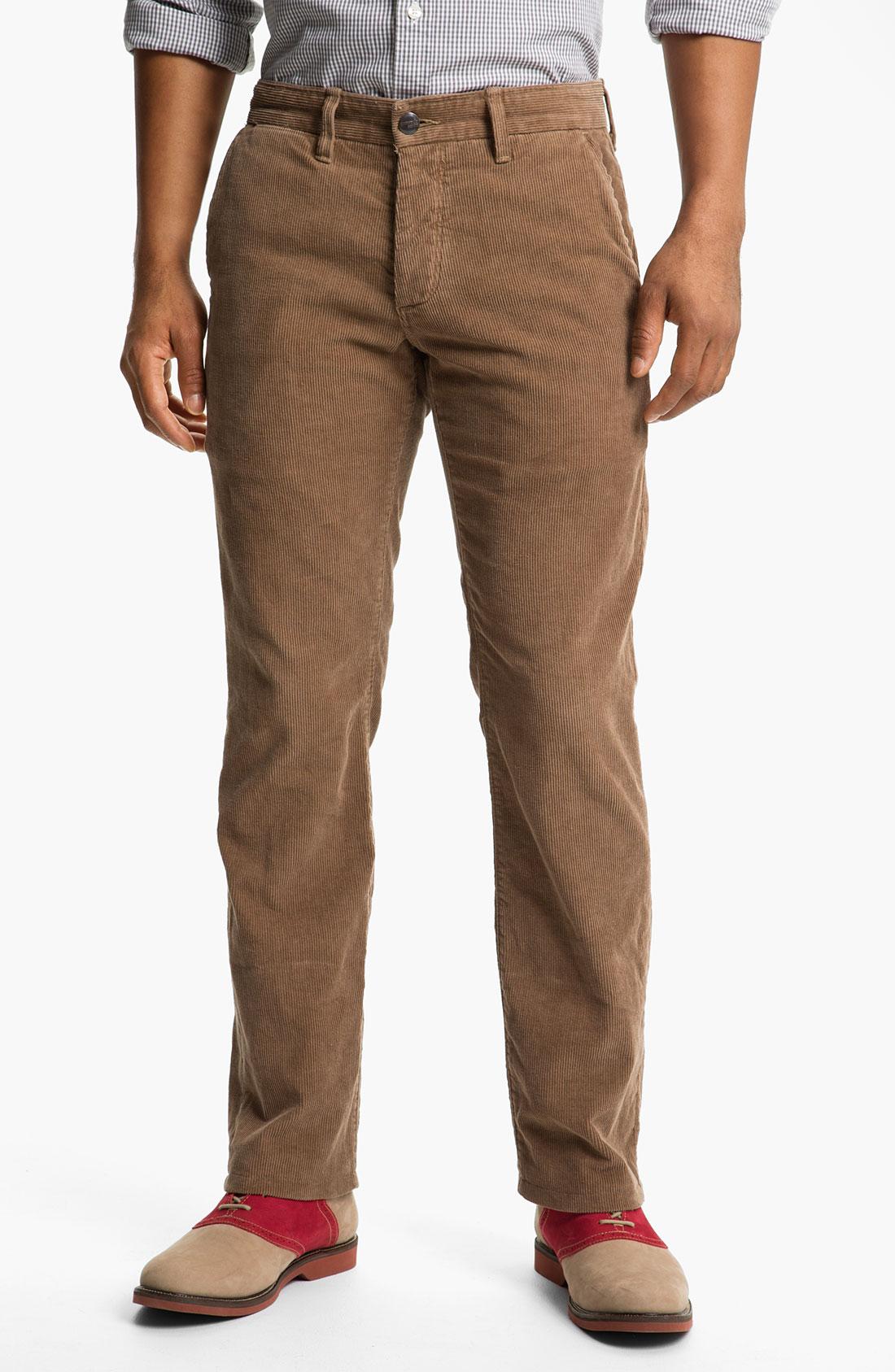 New Levis Tan Corduroy Demi Curve ID Slim Leg Pants For Women  Choose