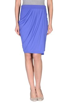 Paule Ka Knee Length Skirt - Lyst