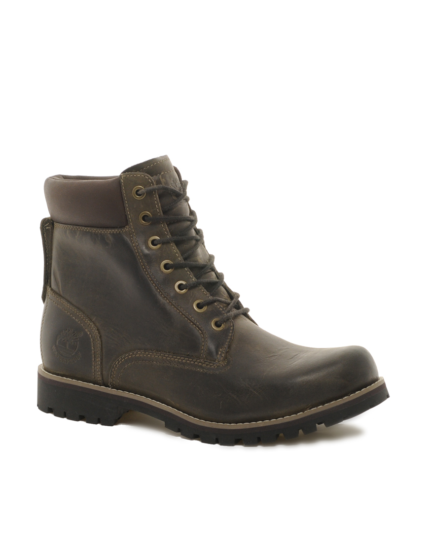 Beautiful Womenu0026#39;s Timberlandu00ae Chochorua Trail Hikers Brown / Green - 102443 Hiking Boots U0026 Shoes At ...