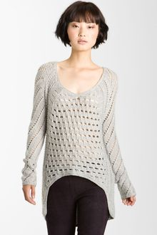 Helmut Lang Inherent Texture Knit Sweater - Lyst