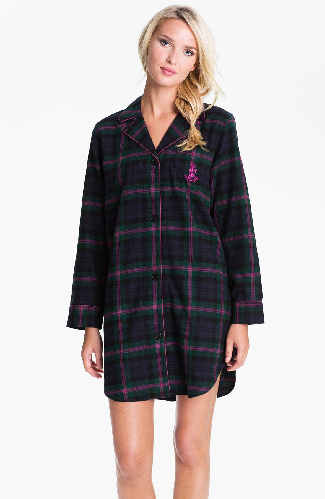 lauren ralph lauren sleep shirt - WörterSee Public Relations 8d14172de