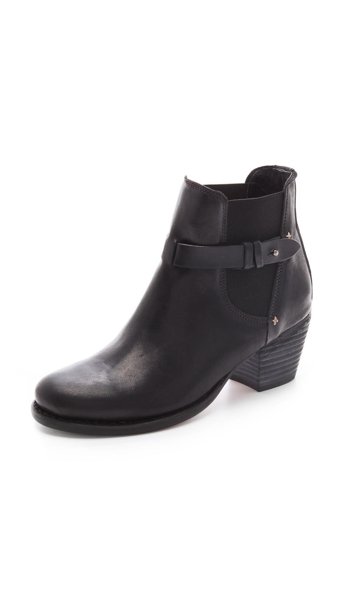 Rag Amp Bone Durham Boots Black Lyst
