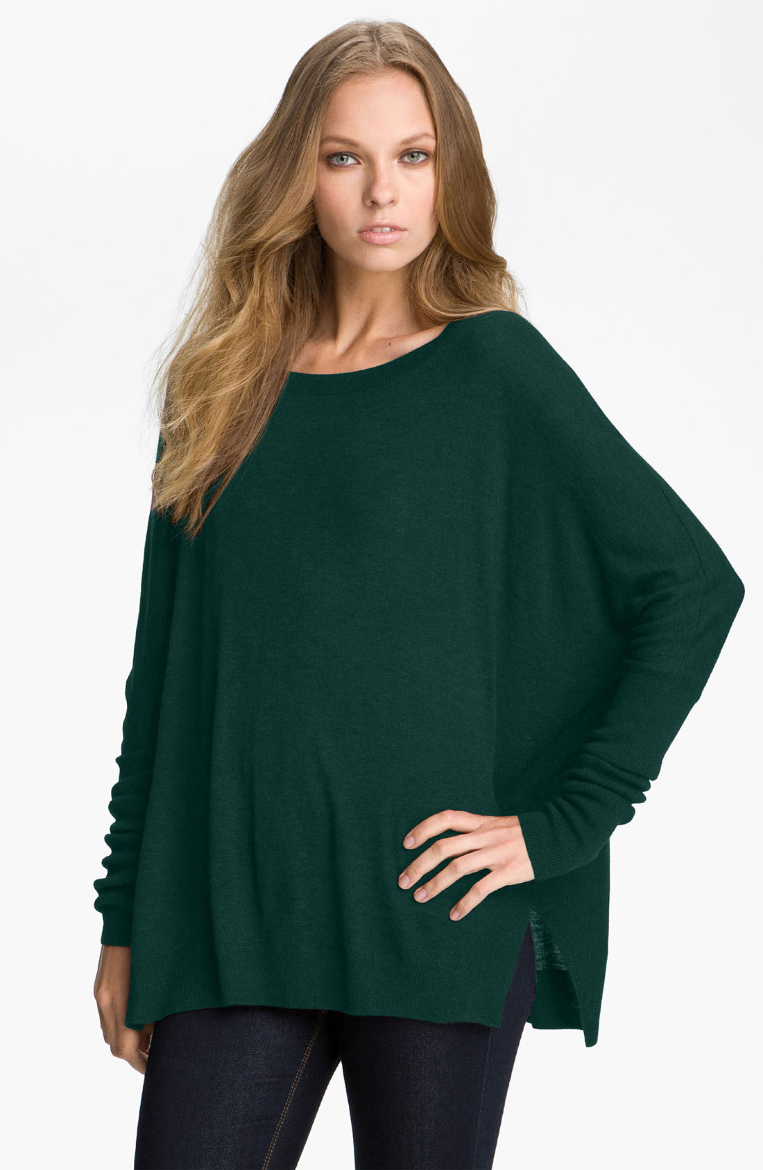 Plus Size Oversized Sweaters