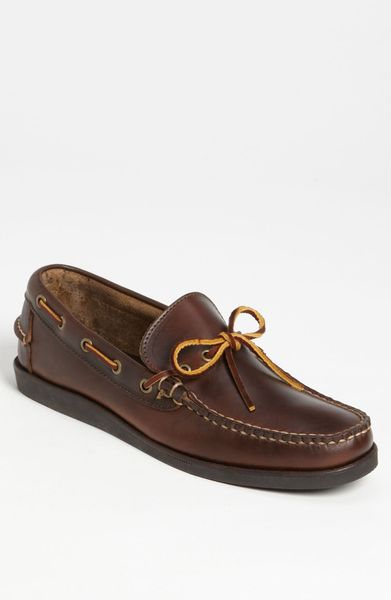 Eastland Yarmouth Usa Boat Shoe in Brown for Men - Lyst