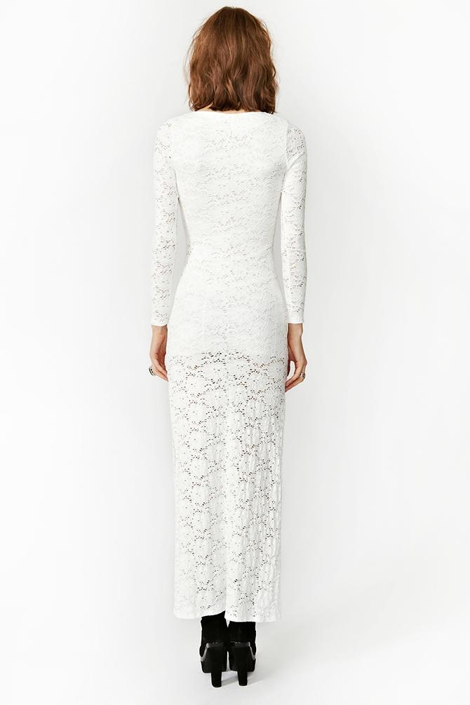 Louisa maxi dress