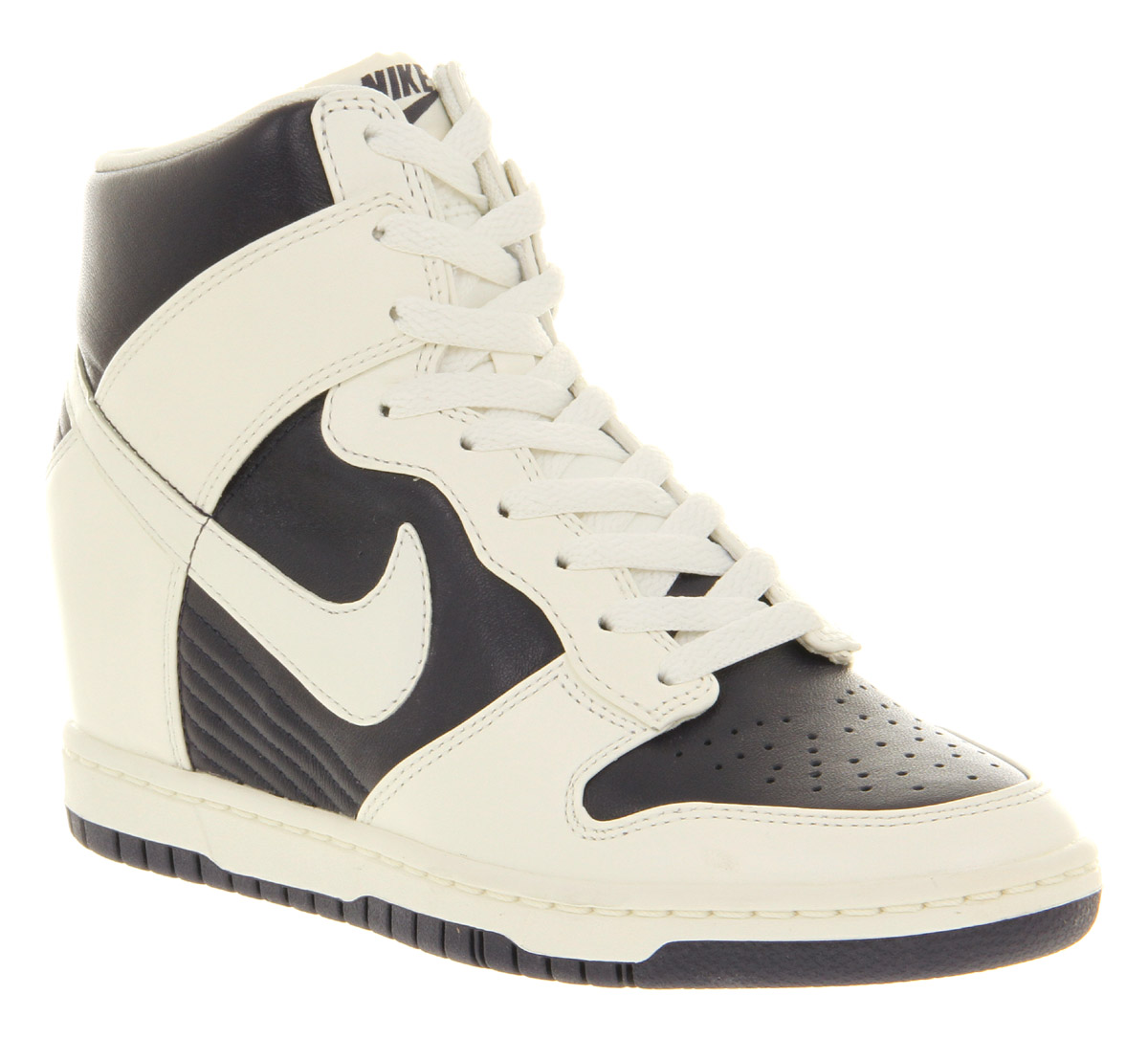 c92f18976119 switzerland nike dunk sky high womens wedge sneakers white shoes d249e  59118  usa gallery. womens wedge sneakers womens nike dunk 82d92 ad5e1