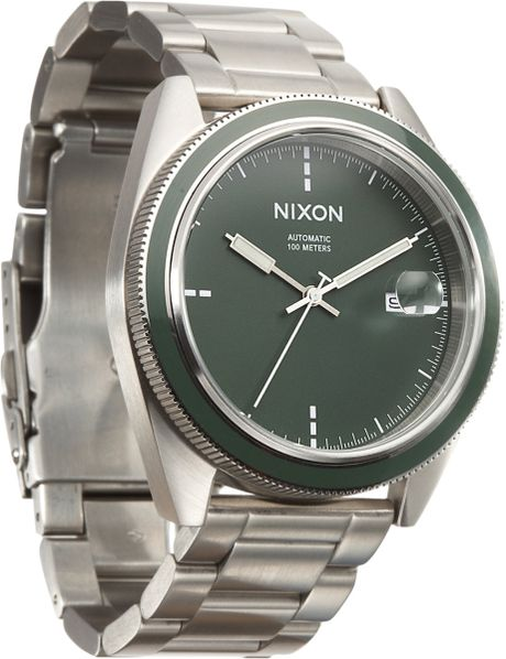 Nixon The Rover in Gray for Men (steel) - Lyst