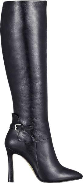 Nine West Justright in Black (black leather)