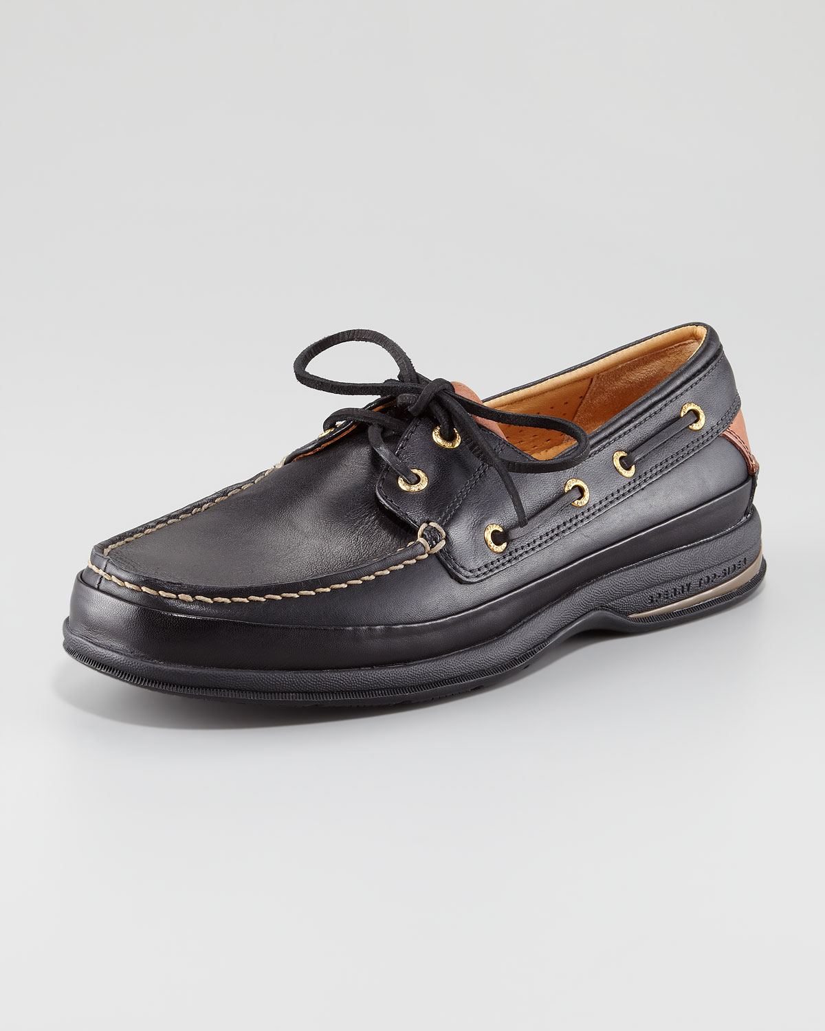Eye Black Boat Shoes