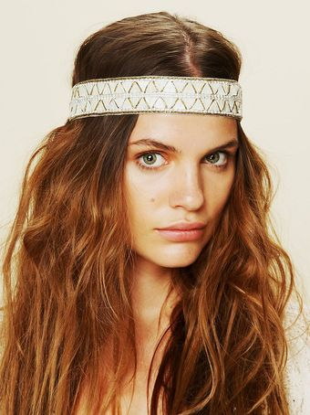 Free People Triangle Bead Band - Lyst