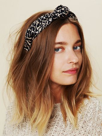 Free People Turban Headband - Lyst