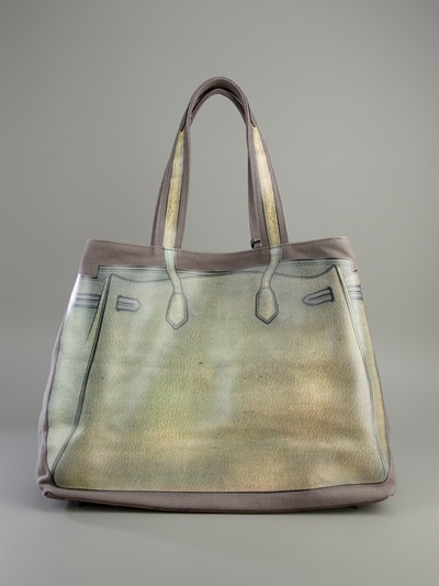 V73 Travel Londra Tote in Grey (Grey)