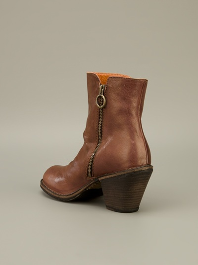 Fiorentini + Baker Pansy Boot in Brown