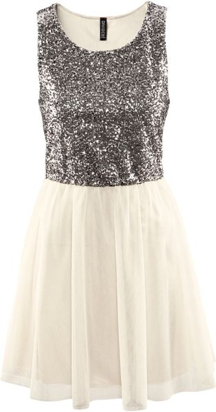 H&m Dress in White