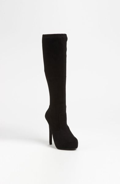 Steve Madden Hilllari Boot in Black