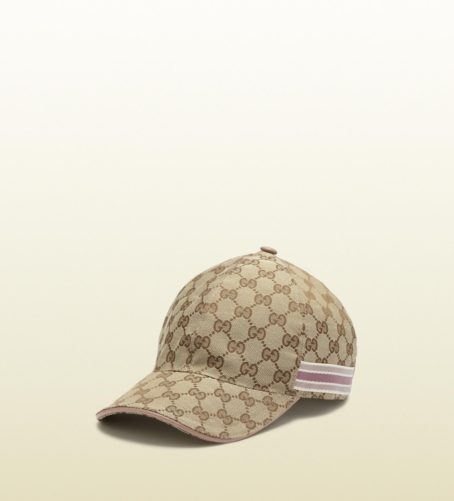 casquette gucci beige et rose - Style Casquette b40b5877f7e