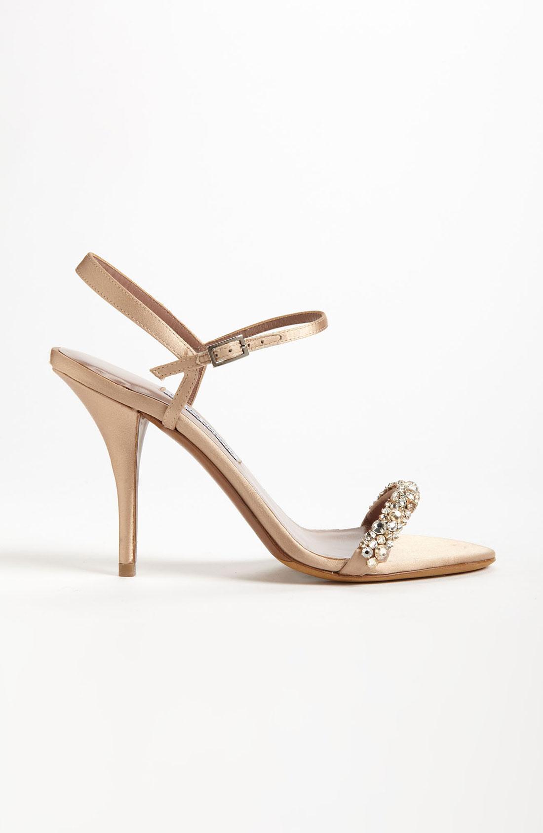 Nude Bridesmaid Heels - Is Heel