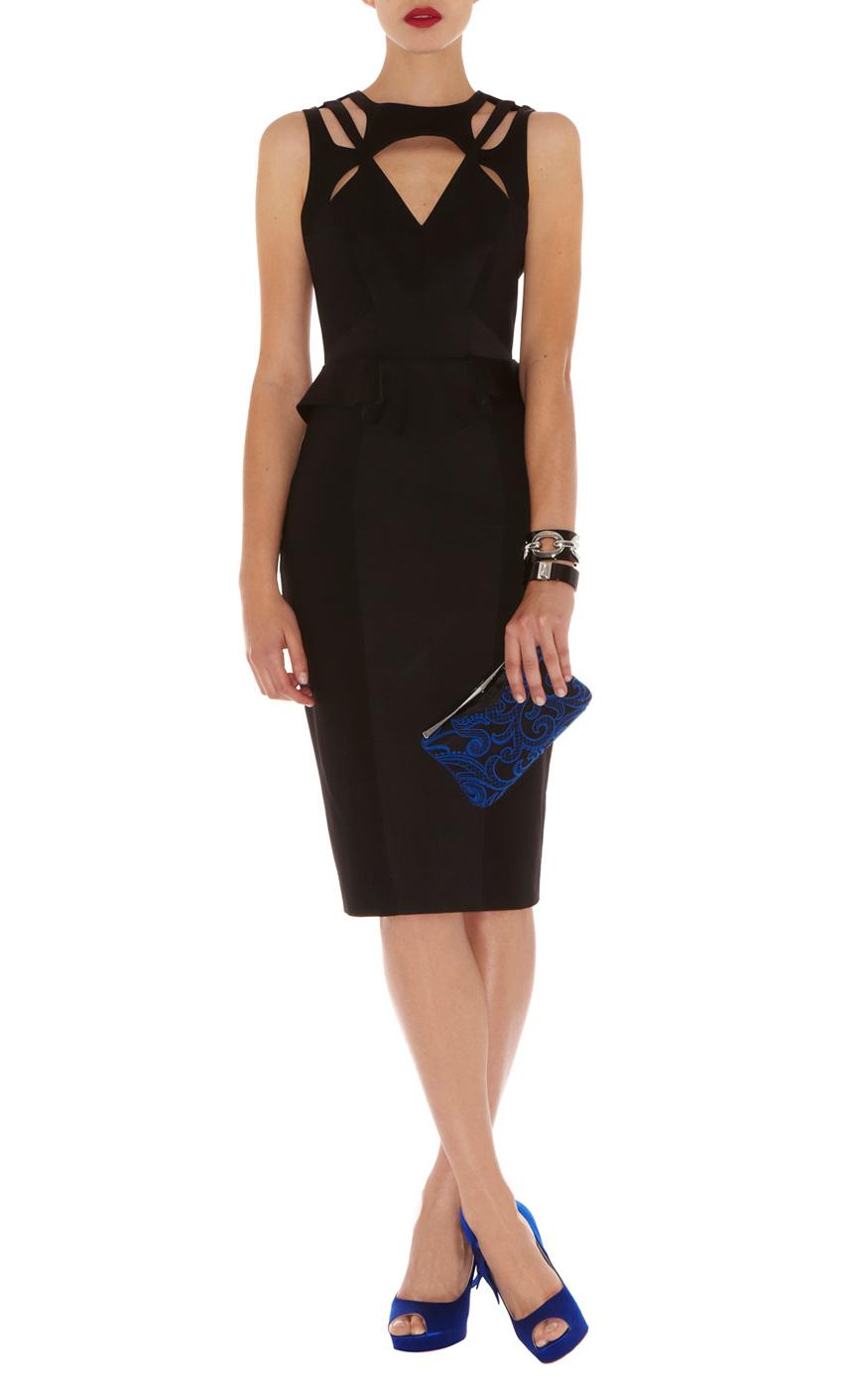 Black dress karen millen - Karen Millen Black Dress