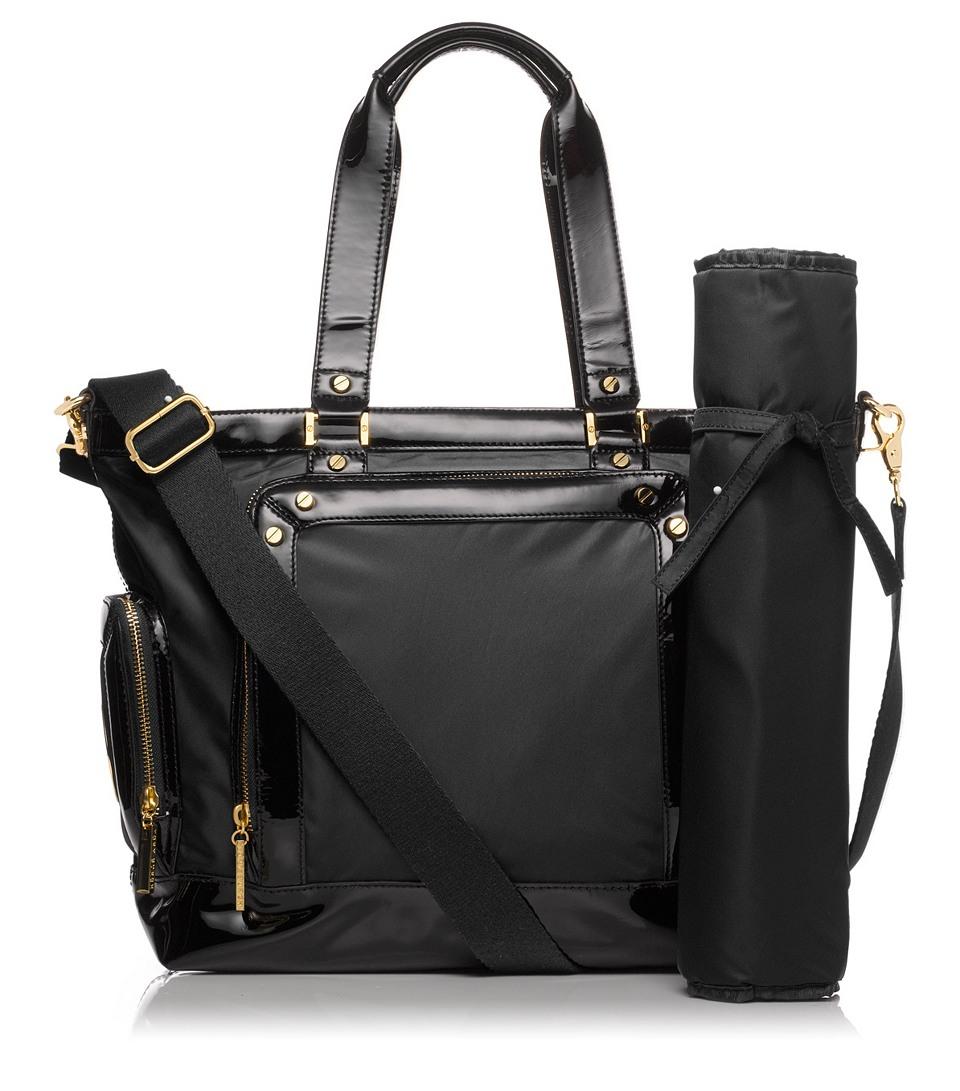 Tory Burch Nylon Baby Bag In Black Lyst