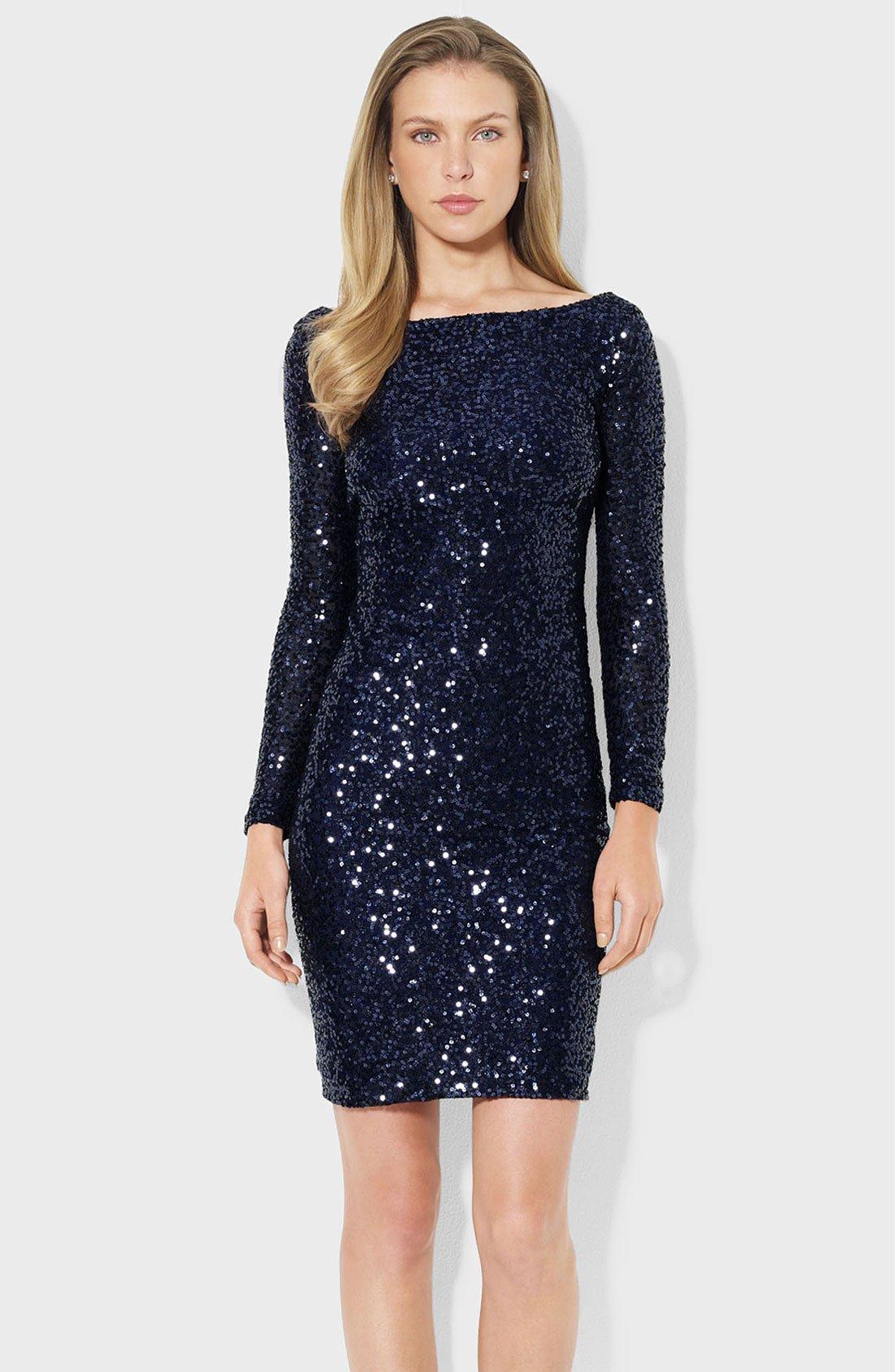 Ralph Lauren Holiday Dress