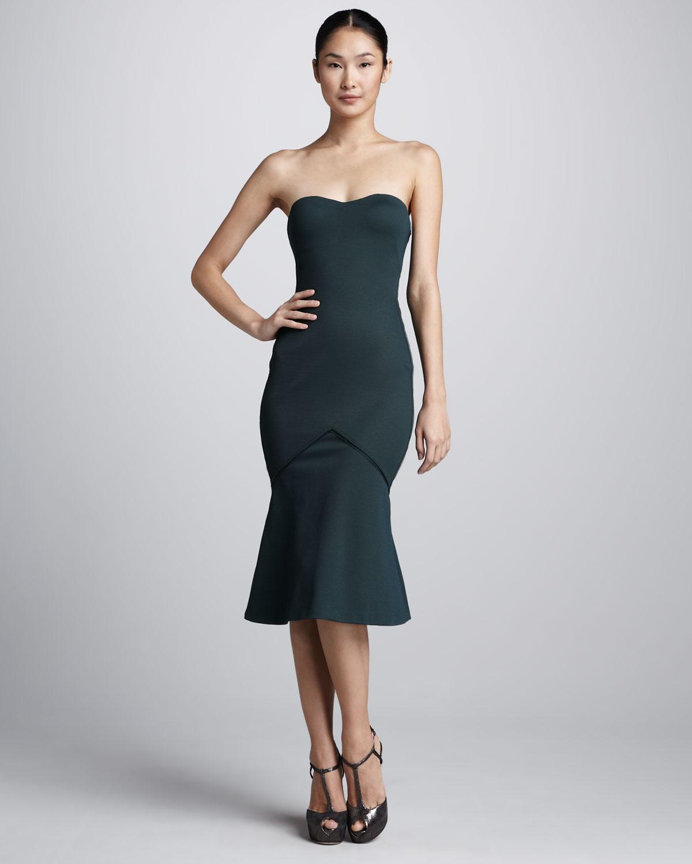 Strapless Dresses Online