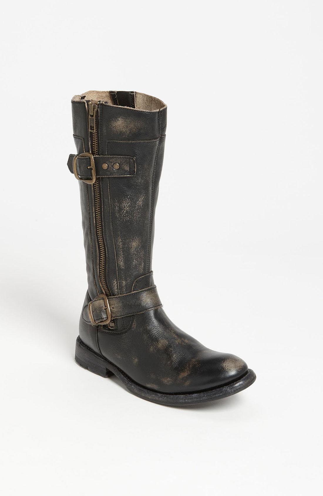 Bed Stu Gogo Boots Black