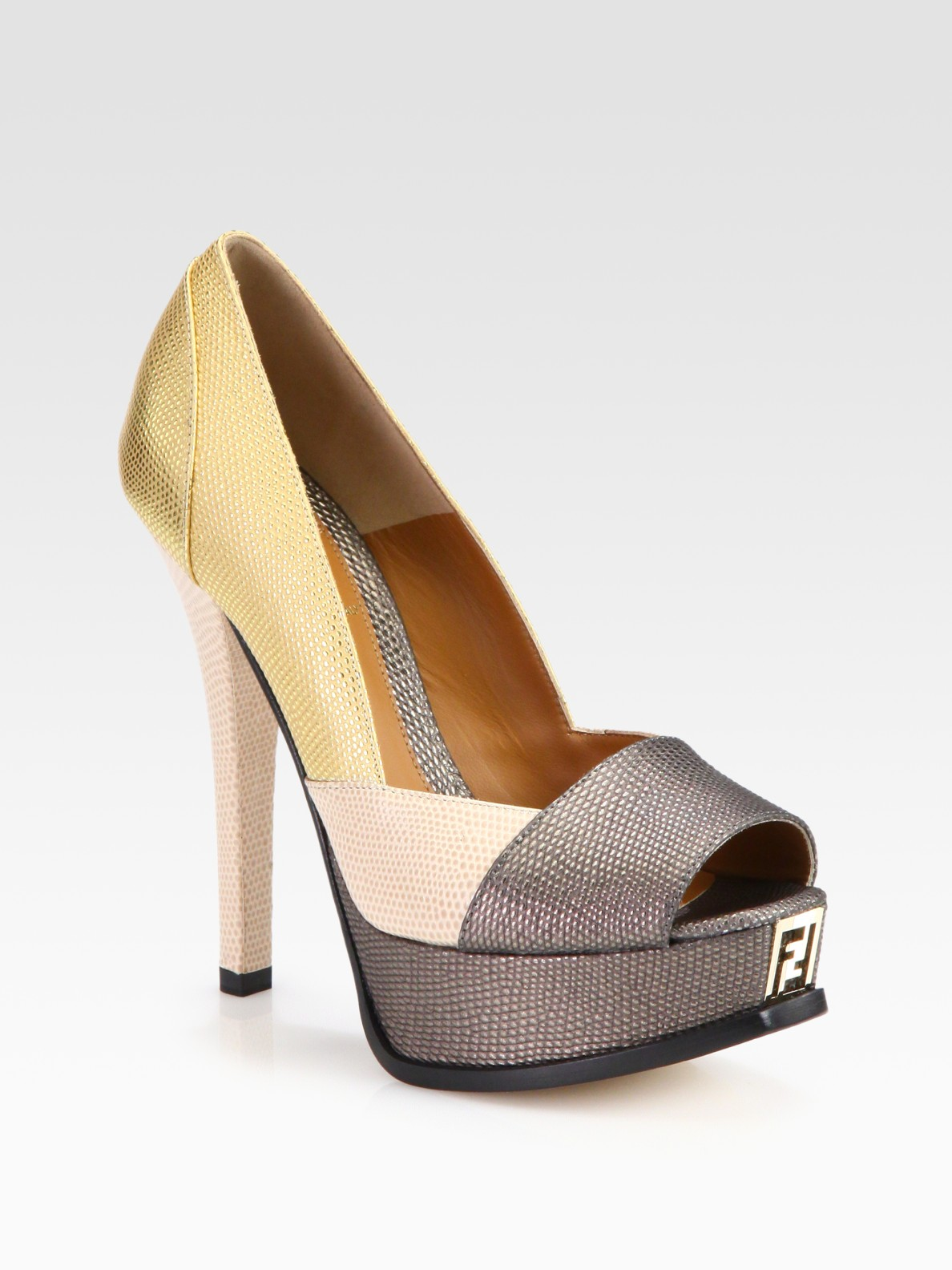 Saks Fifth Brand Shoes