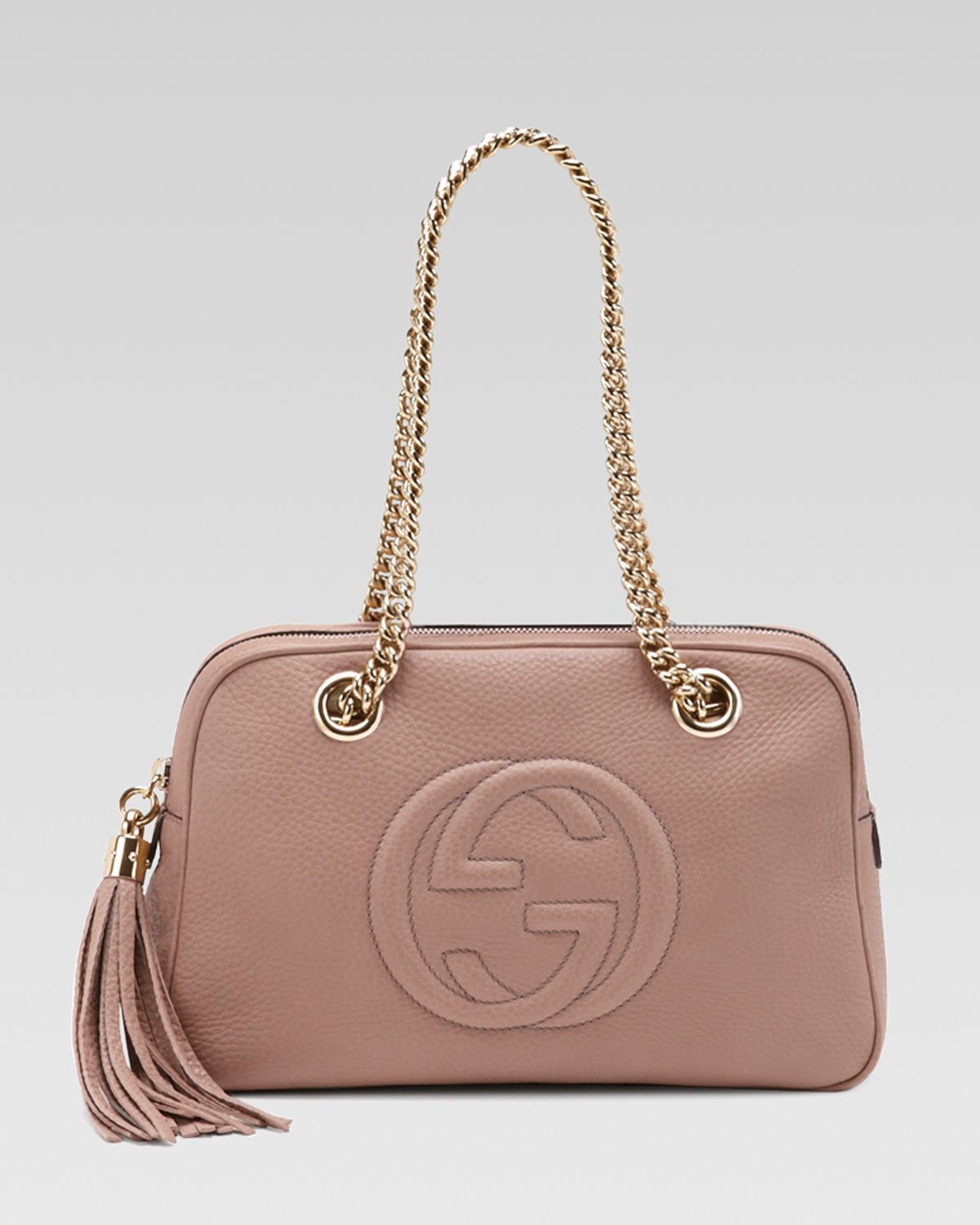 30708739e736 Gallery. Previously sold at  Bergdorf Goodman · Women s Gucci Soho Bag ...