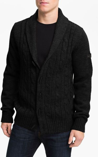 Shop affordable, unique black shawl collar sweater designed by top fashion designers worldwide. Discover more latest collections of Knitwear at gravitybox.ga