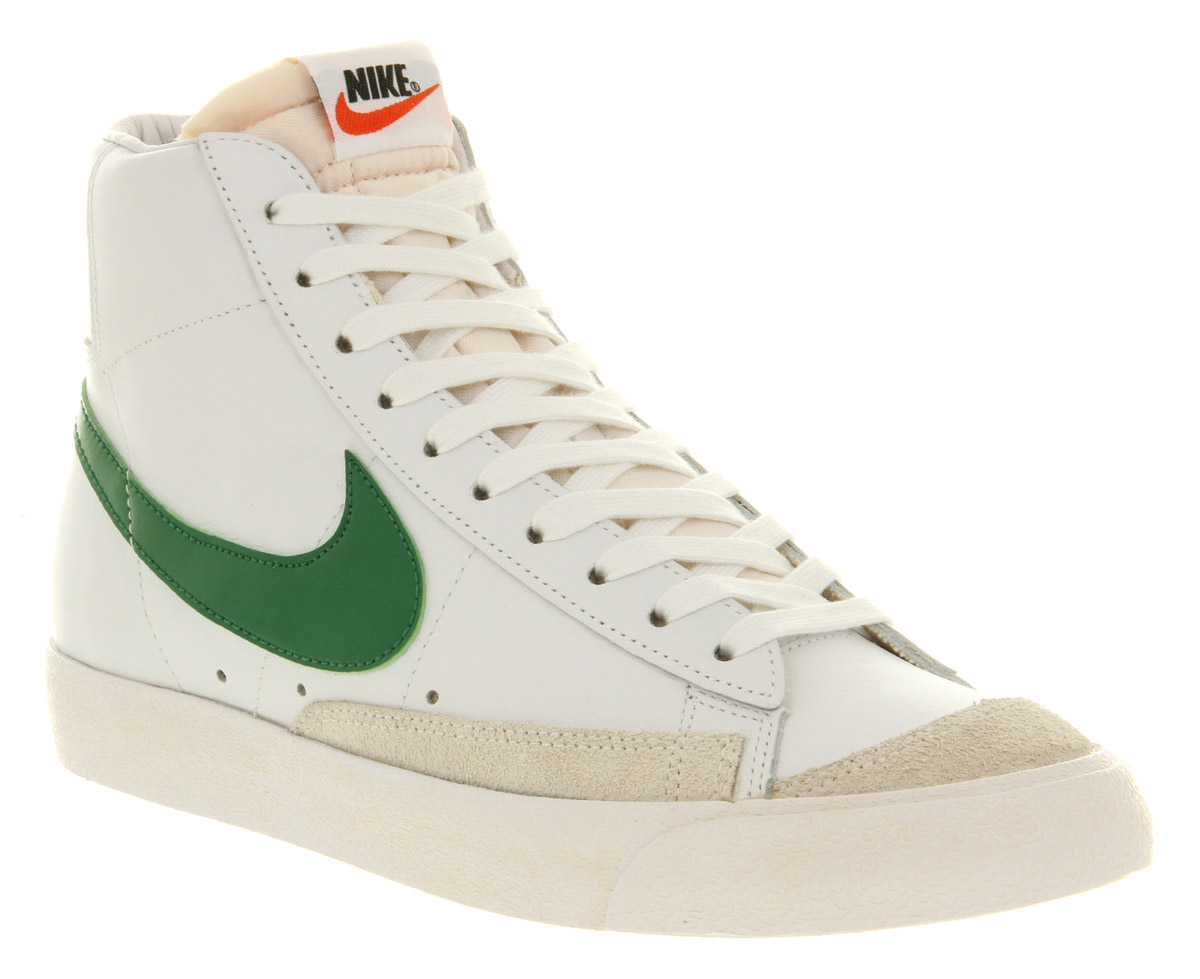 Nike Blazer Mid 77 White Pine Green for
