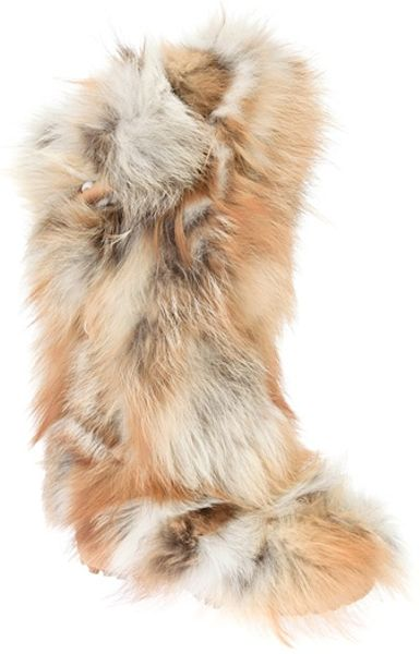 Pajar Insbrook Fur Boot In Brown Lyst