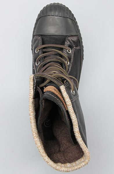 Converse The Chuck Taylor All Star Bosey Boot In Black In