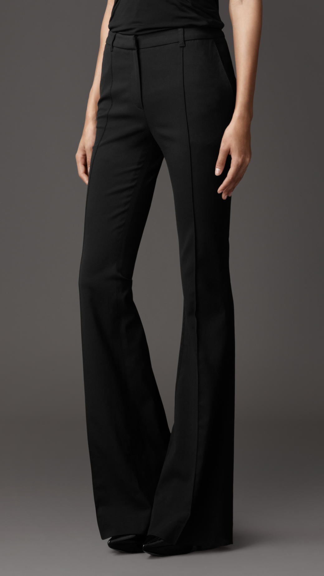 Bootcut Trousers, read reviews and buy online at George. Shop from our latest range in Women. A must-have for every woman's wardrobe, these bootcut trousers /5().