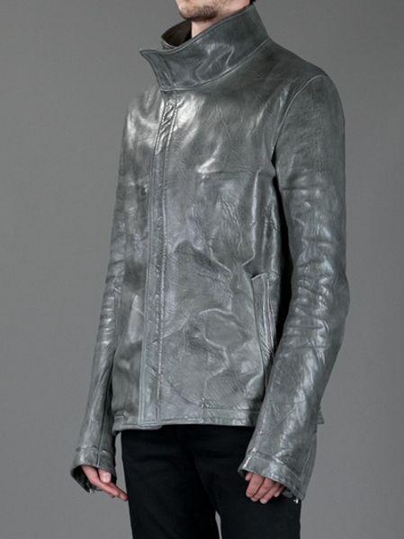 Carol Christian Poell Leather Jacket Carol Christian Poell