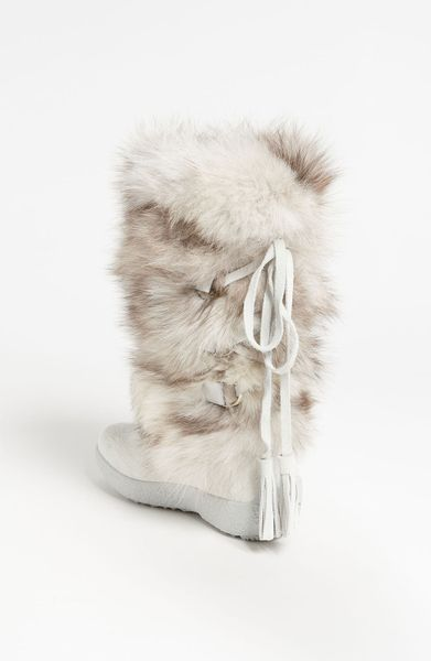 Tecnica 174 Yaghi Winter Boot In White Lyst