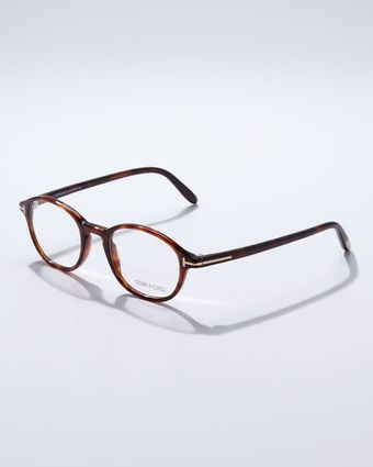 Tom Ford Roundframe Fashion Glasses - Lyst