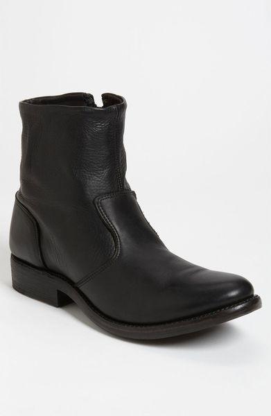 Vintage Shoe Company Jonathin Boot in Black for Men - Lyst