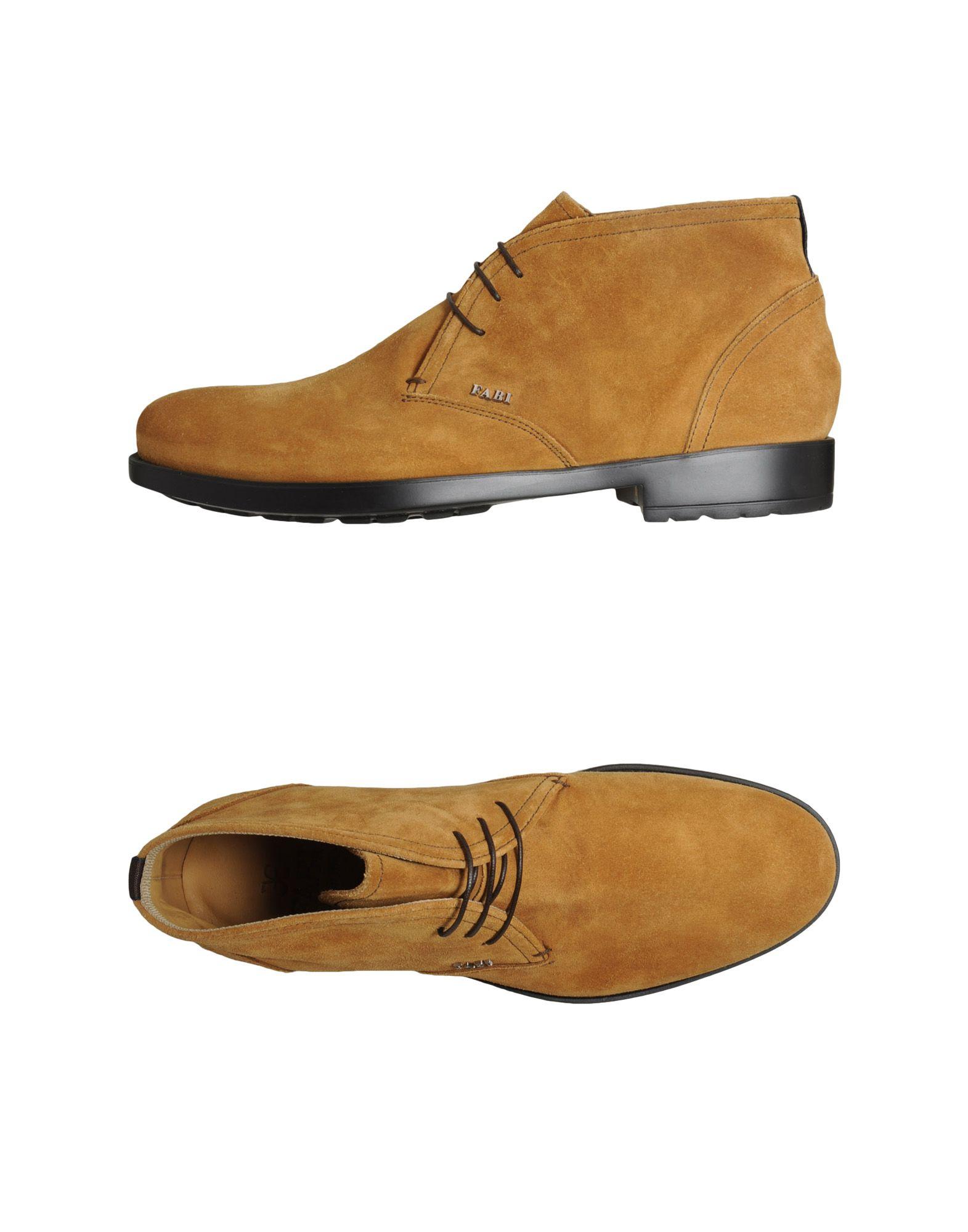 fabi hightop dress shoe in beige for camel lyst