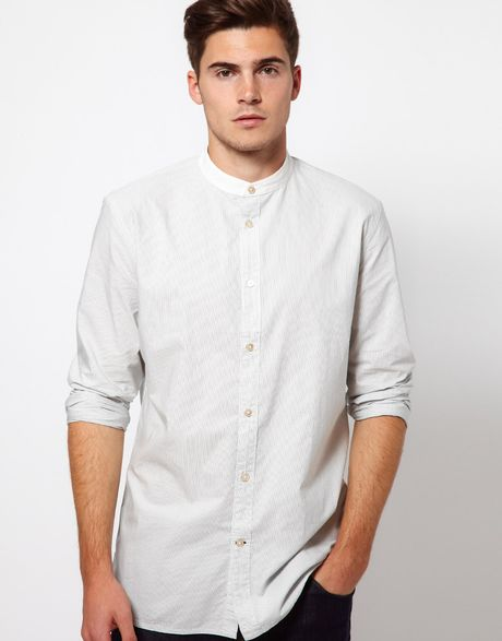 Find great deals on eBay for grandad collar shirt. Shop with confidence.