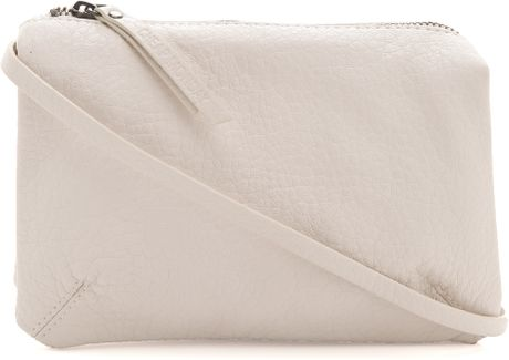 Cheap Monday Vegan Fold Bag in Beige - Lyst