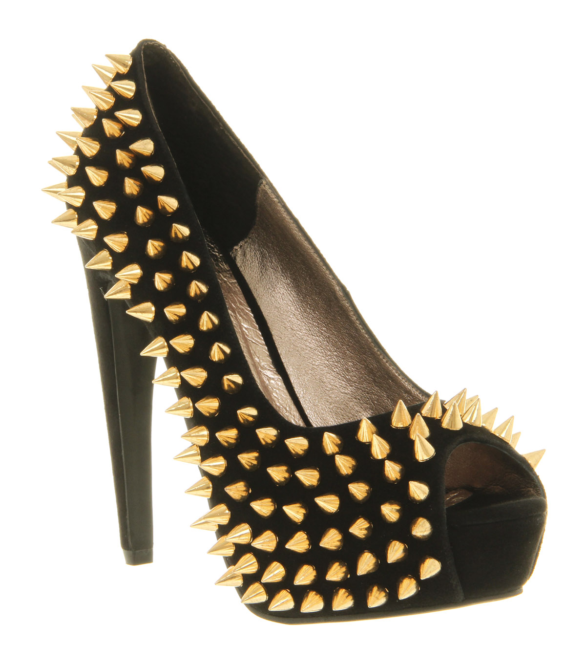 Shoes For Women With Metal Spikes