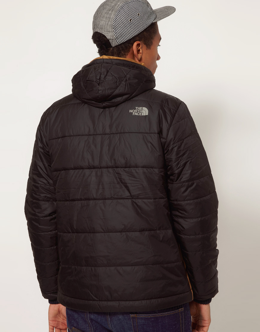 9a6d91157 The North Face Brown Khotan Jacket for men