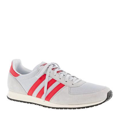 lyst adidas adistar racer scarpe in grigio per gli uomini.