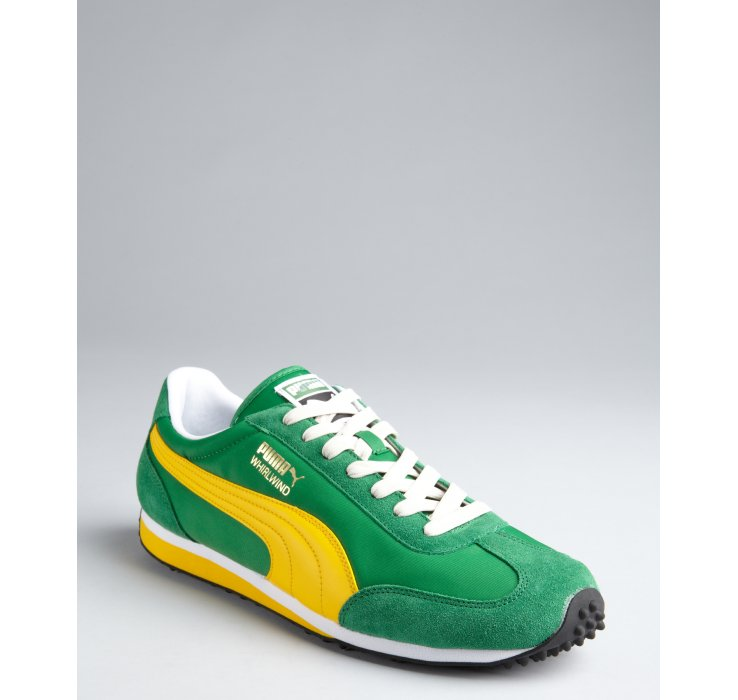 low priced 4f8a8 ea9dc Puma Green And Yellow Shoes wearpointwindfarm.co.uk