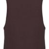 Topshop Basic Crop Vest in Purple (aubergine) - Lyst